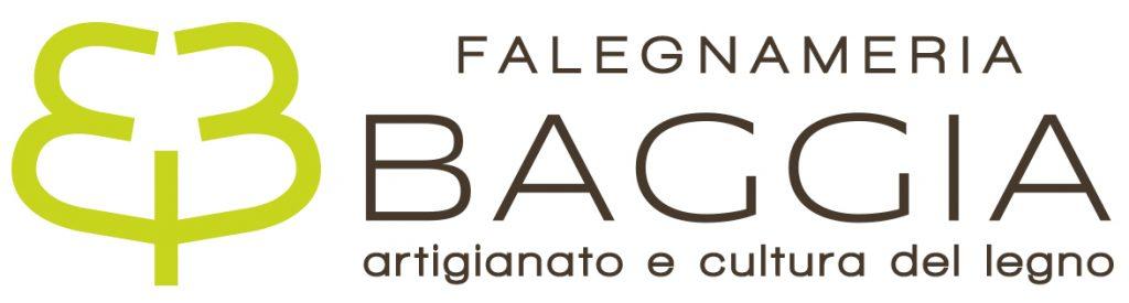 Falegnameria Baggia logo orizzontale
